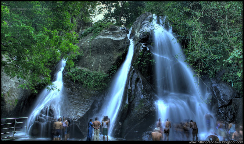 Photo: Kuttalam Waterfalls,Tamil Nadu,India