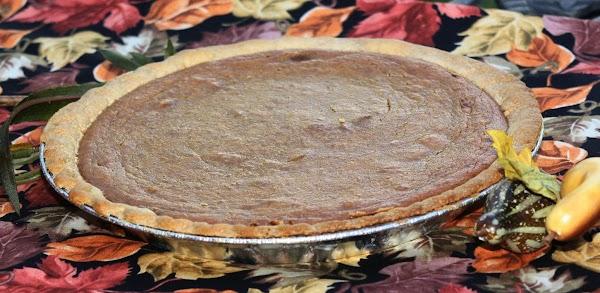 Sweet Poatato Pie Recipe