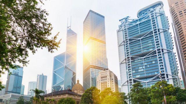 خرافات در هنگ کنگ