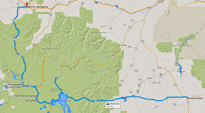 Photo: June 20: Yellowstone day! Start from Bozeman, end in Greybull, drive around for about 10 hours inbetween