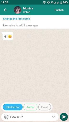 Love Story Chat u2014 virtual story messenger filehippodl screenshot 5