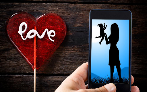 玩免費遊戲APP|下載Romantic Love picture frames app不用錢|硬是要APP