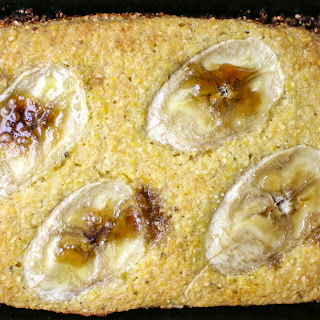Banana Bacon Fat Cornbread