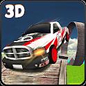 Offroad Stunt Truck Simulator icon