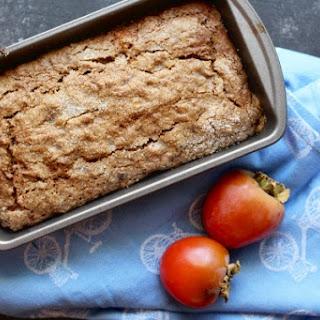 Gluten Free Persimmon Bread