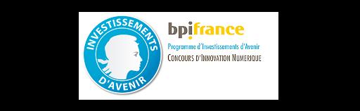 Lauréat du concours d'innovation numérique