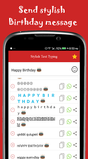 Stylish Text Typing With Emoji Keyboard By Appsocraft Google Play United States