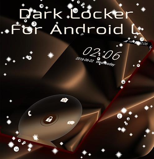 玩免費個人化APP|下載AndroidのLについてダークロッカー app不用錢|硬是要APP