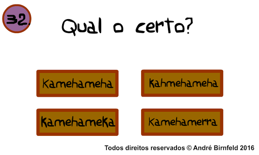 Gênio Quiz DBZ screenshot