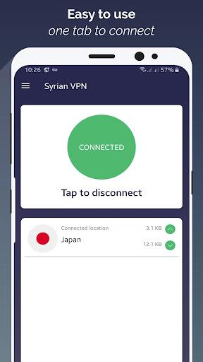 Quantum VPN -  Free 1.0.2 screenshots 2