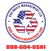 App Icon for USA Waste Management App in United States Play Store