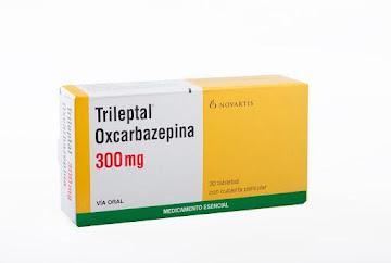 Trileptal 300Mg Tabletas   Caja X30Tab. Novartis Oxcarbazepina