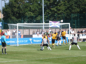 Photo: 30/07/11 v Dunfermline Athletic (Scottish League Cup Round 1) 1-2 - contributed by Gyles Basey-Fisher