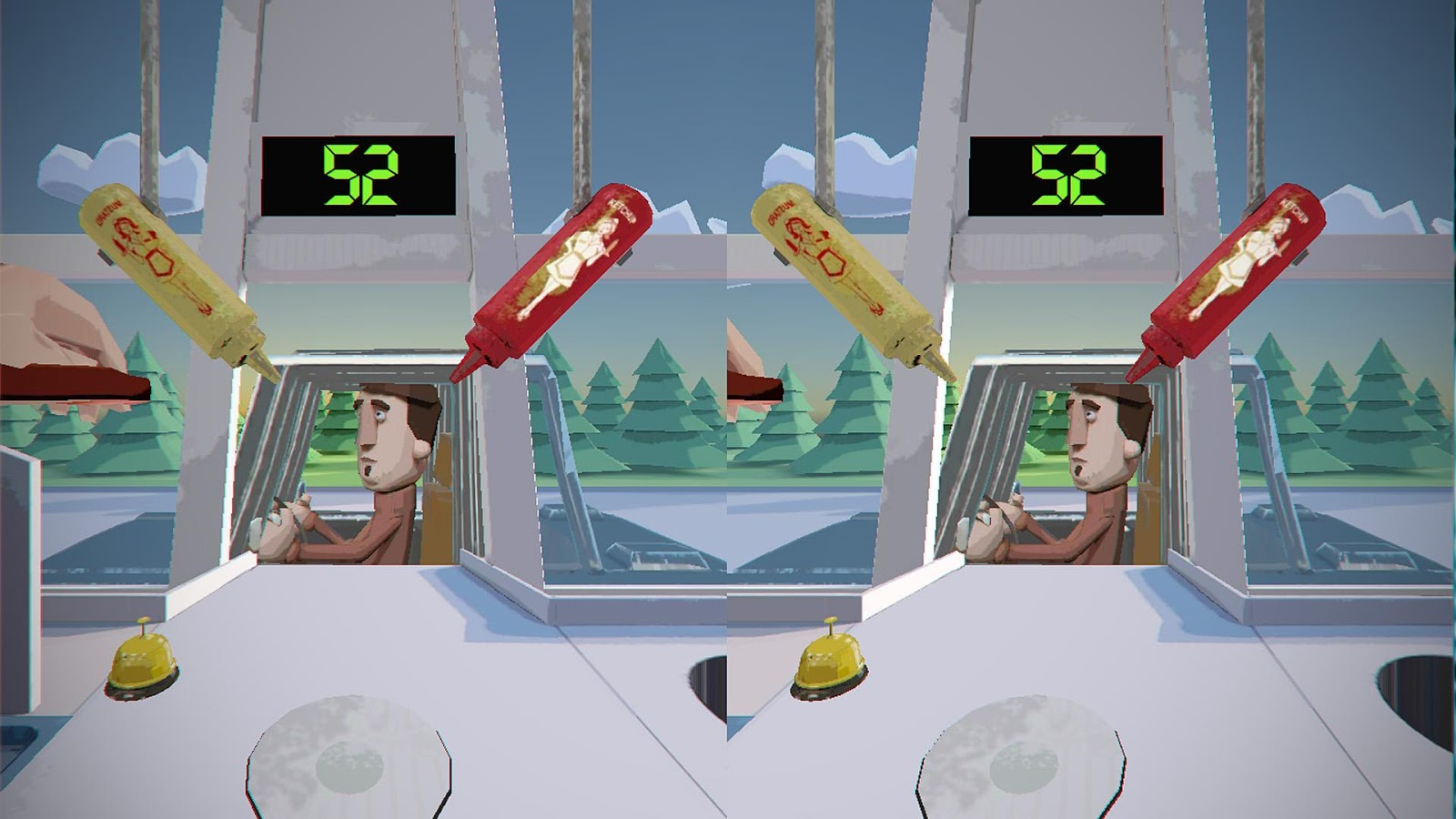 Perfect Burger VR- screenshot