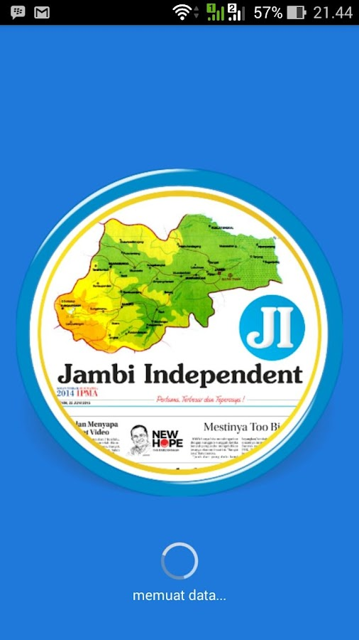 Jambi Independent- screenshot