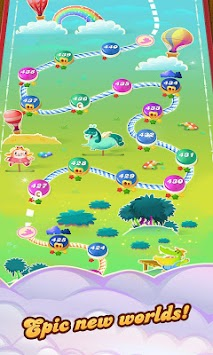 Candy Crush Saga APK screenshot thumbnail 4