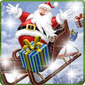 Crazy Santa Claus Christmas Mission: Gift Delivery