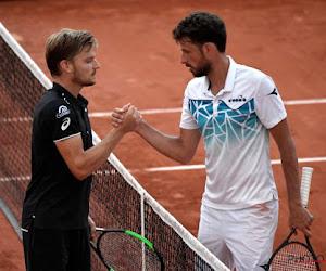 Thuisspeler en eerste tegenstander van Goffin in Rotterdam won al half jaar niet meer op de ATP Tour