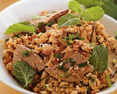 Larb Moo Salad