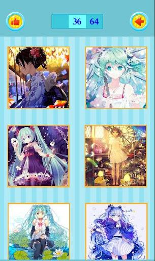 Anime Puzzles Jigsaw 1.0 screenshots 2