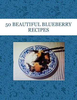 50 BEAUTIFUL BLUEBERRY RECIPES