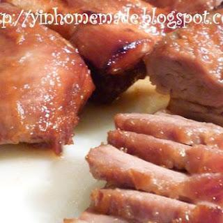 Hk Style Bbq Pork