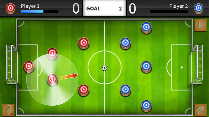 Soccer Striker King APK Cracked Free Download | Cracked Android Apps