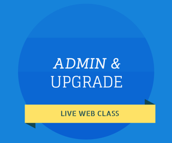 Admin & Upgrade Live