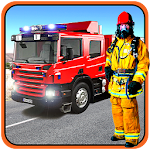 FireFighters: Fire Truck Sim Icon