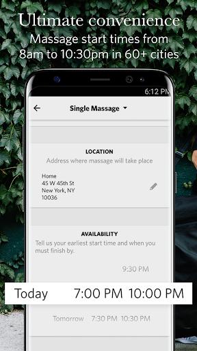 Zeel In-Home Massage Therapist screenshots 3