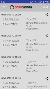 Internet and Wi-Fi Speed Test by SpeedChecker v2.6.42 [Premium] 2