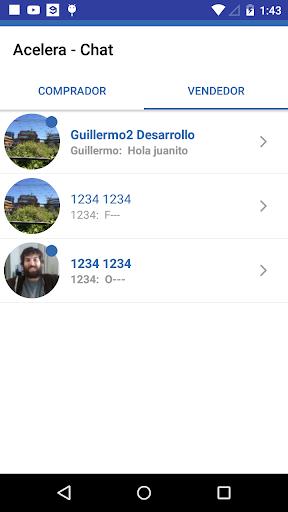 Acelera 1.0 screenshots 2