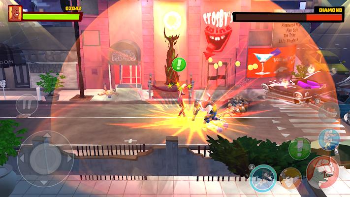Shaq Fu: A Legend Reborn Screenshot Image