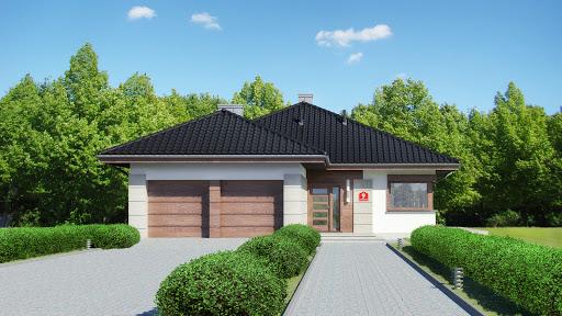 projekt Dom przy Pastelowej 9
