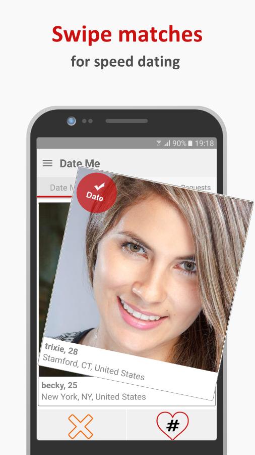 speed dating ct stamford hvad er en god gratis dating app for android
