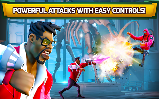 Metal Fist u2013 Fighting Game 1.4.6 screenshots 5