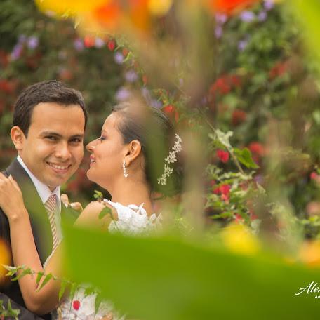 Fotógrafo de bodas Alex Florez (Alexflorez). Foto del 23.03.2018
