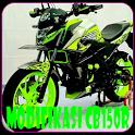 Modifikasi Motor CB150R icon