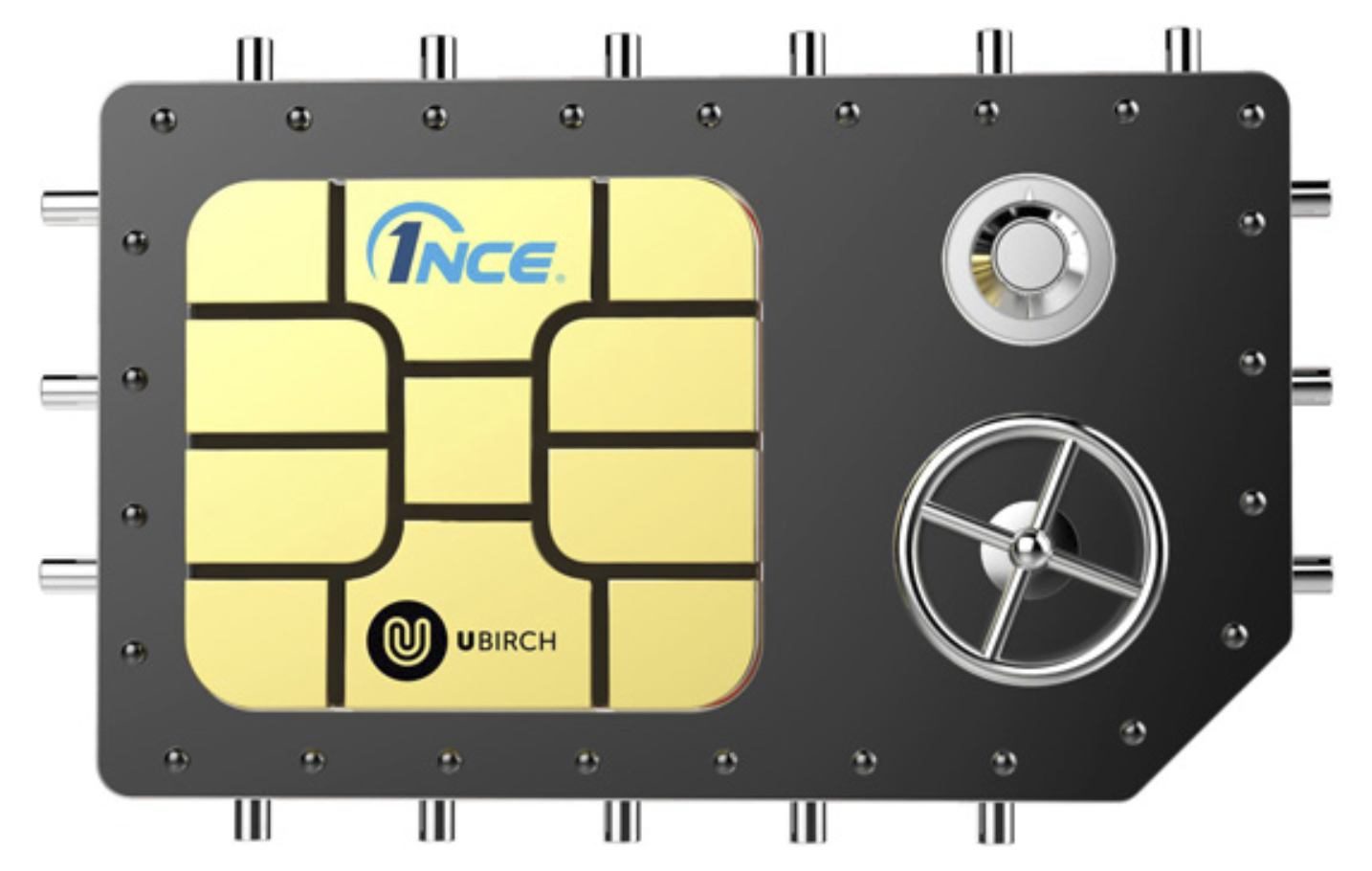 1NCE and Ubirch put blockchain on SIM card