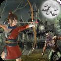 Archer Zombies Hunt 3d icon