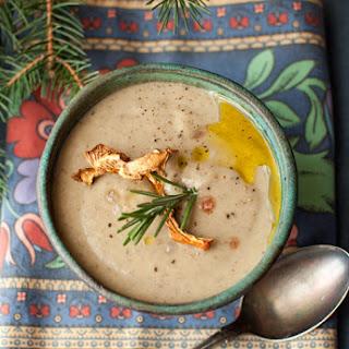 Creamy Porcini Mushroom Soup Recipes