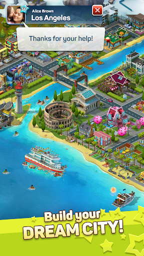 SuperCity: Build a Story game (apk) free download for Android/PC/Windows screenshot