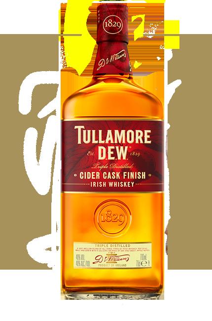 Logo for Tullamore Dew Cider Cask