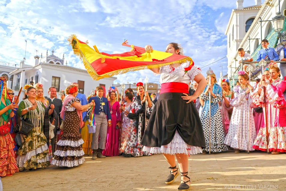 EL ROCÍO - Visitar a Romaria da Virgem de El Rocío, a mais famosa de Espanha