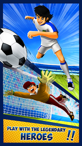 Soccer Striker Anime - RPG Champions Heroes 1.3.4 Screenshots 1