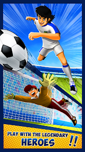 Soccer Striker Anime – RPG Champions Heroes  App Download For Android 1