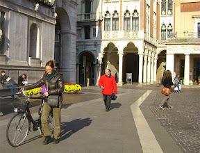 Photo: Treffpunkt im Zentrum von Padua ist das berühmte Caffè Pedrocchi [pedrocki].