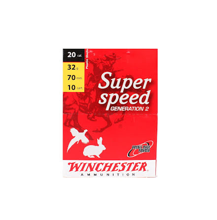 Winchester kal 20 ,32g 6or Super speed