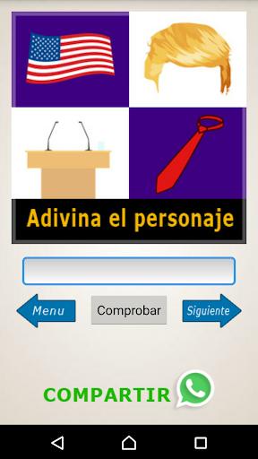 Adivina el Personaje - Siluetas, Emojis, Acertijos screenshot 16