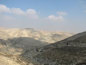 Photo: Road to Ein Prat